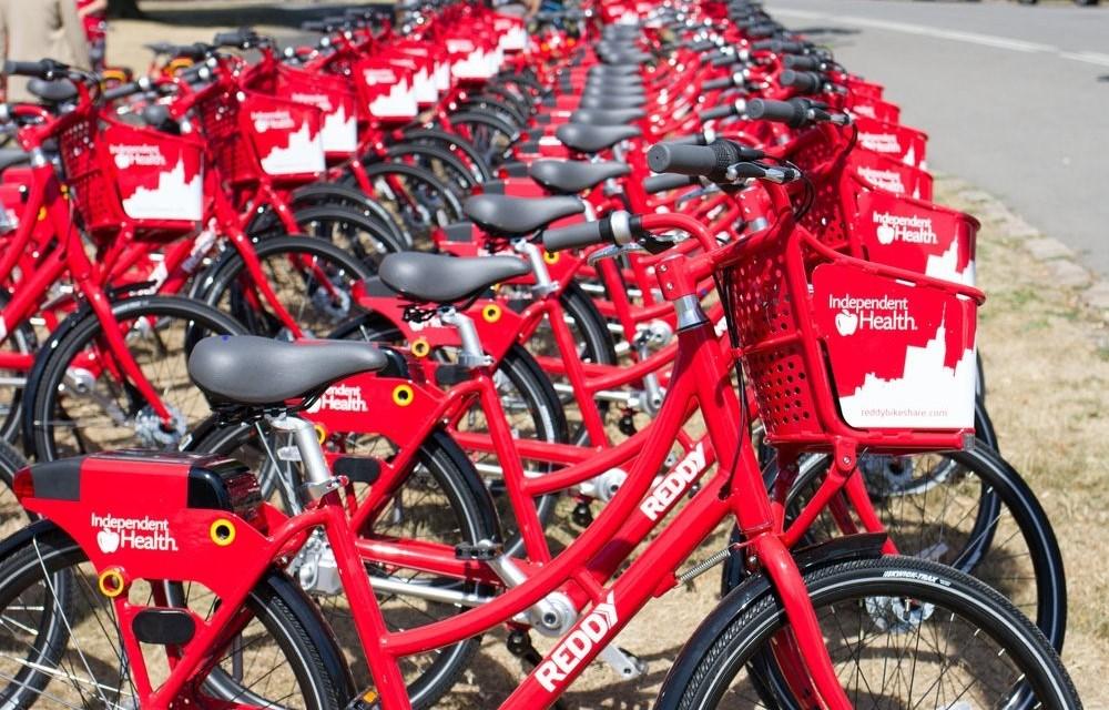 Bikeshare coming to Niagara Falls