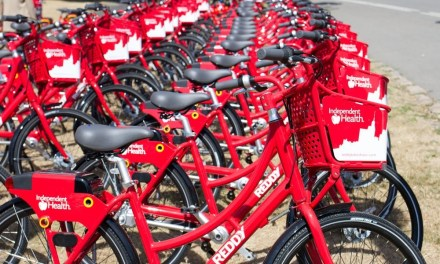 Bikeshare coming to Niagara Falls