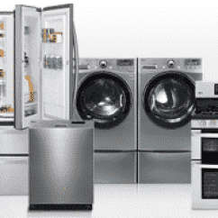Lg Kitchen Appliances Ikea Cabinet Handles Life Is Good In The With