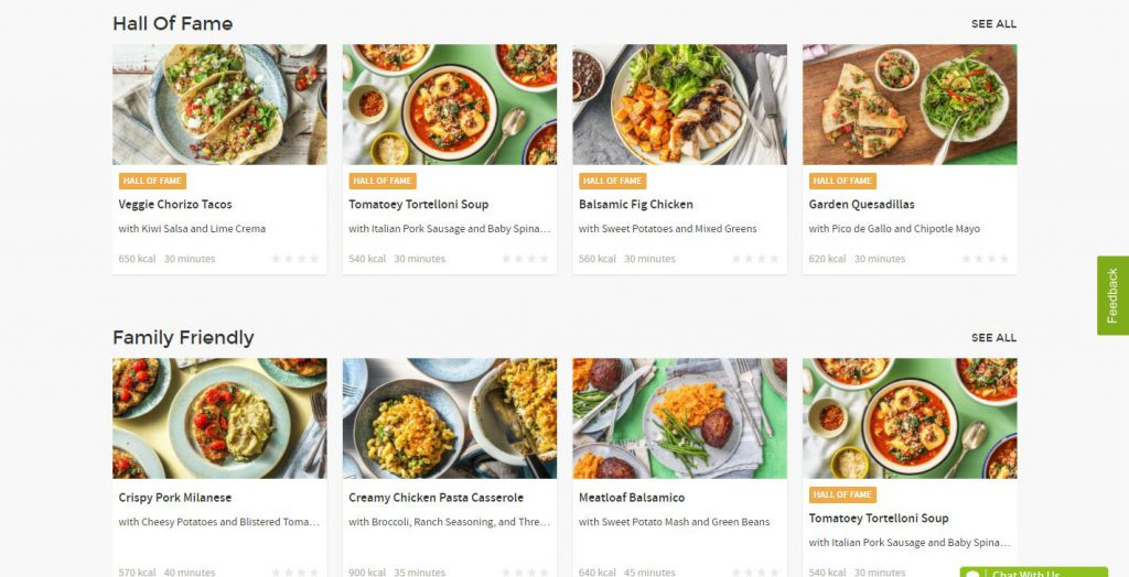 HelloFresh Reviews 2020   Services Plans Products Costs ...