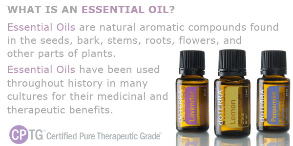 Learn about the best essential oils by doTERRA