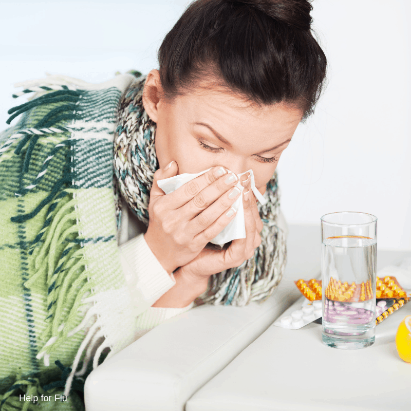 How To Reduce Flu Symptoms Fast With Natural Home Remedies ...
