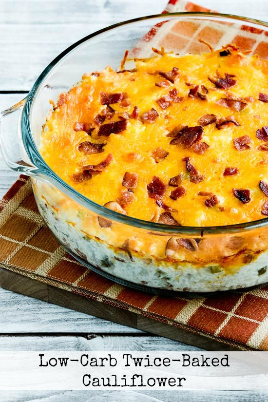 20+ Delicious Low-Carb and Keto Casseroles found on KalynsKitchen.com