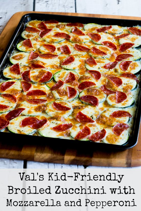 Low-Carb and Gluten-Free Recipes with Pizza Flavors found on KalynsKitchen.com