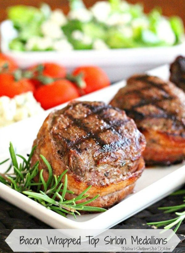 Amazing Recipes for Low-Carb and Keto Beef Steak on the Grill found on KalynsKitchen.com