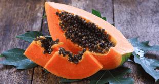 Papaya: moisturize your face naturally