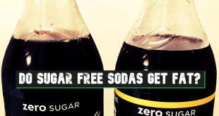 Do Sugar Free Sodas Get Fat?