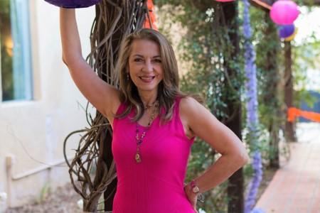 Liza Boubari, Founder and Host of 3E Event