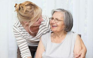 Coping with Aging Parents