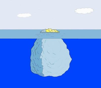 Use the Iceberg Method