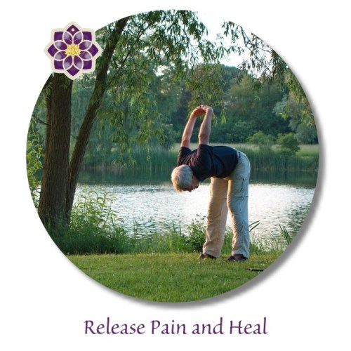 release pain and heal