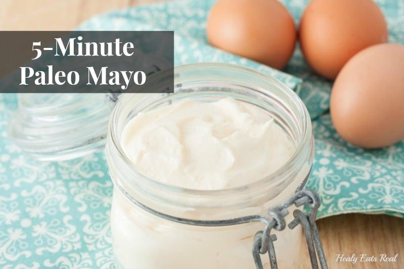 Easy Paleo Mayo Recipe