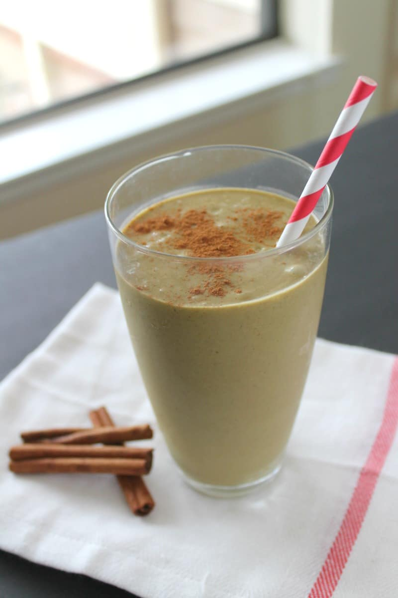 Gingerbread Smoothie Paleo