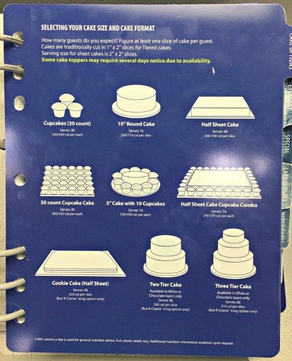 Sams Cakes Price : cakes, price, Order, Sam's