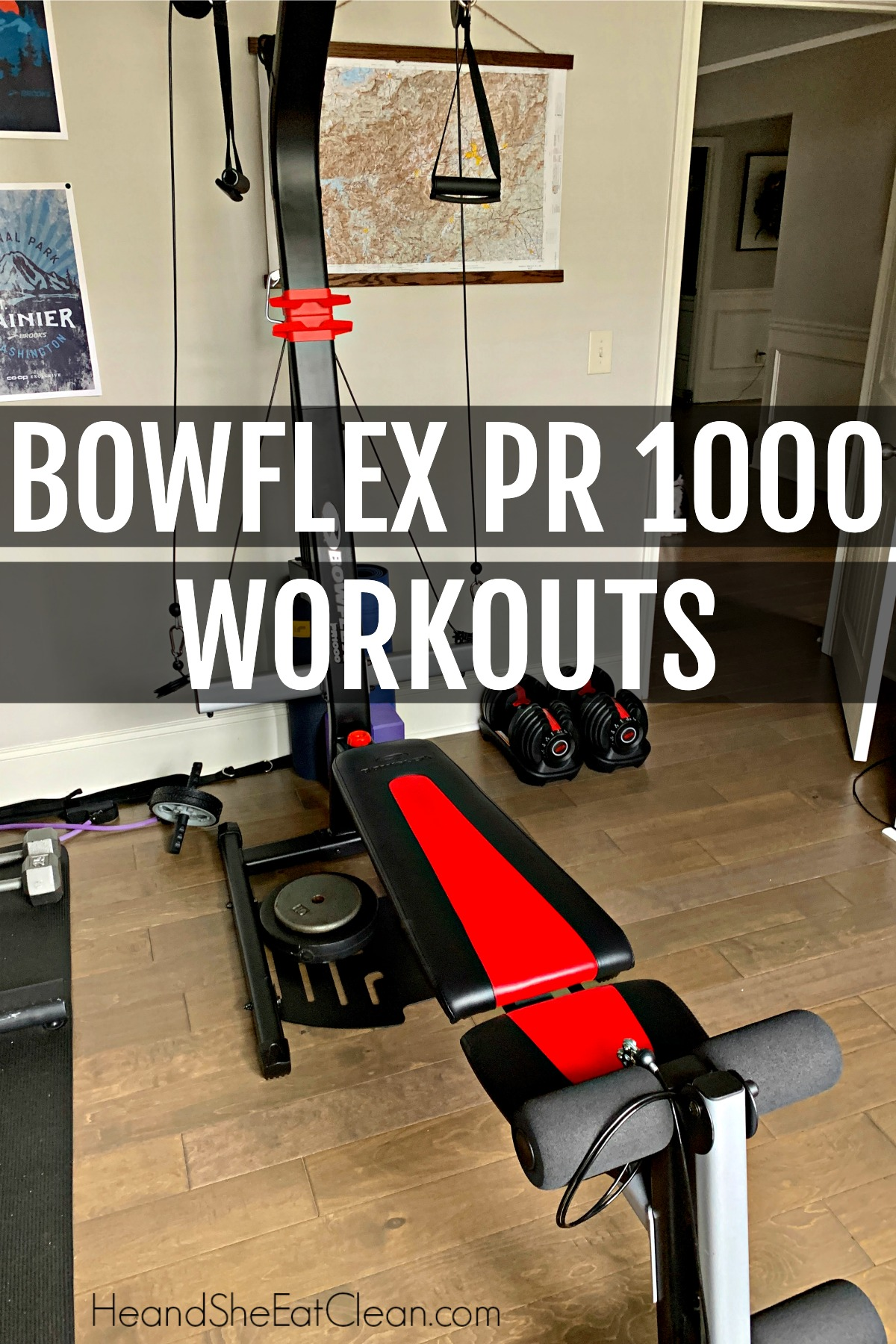 Bowflex Pr1000 Exercises Pdf : bowflex, pr1000, exercises, Bowflex, PR1000, Workouts, (with, Video!)
