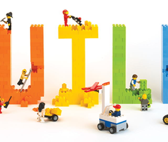 Build Toy Brick Art At The Heard