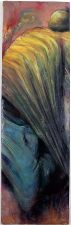 2008 - Defy - Spraypaint, Enamel, Latex Bucket Paint & Acrylic