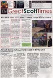 Press - The Great Scott Times (Front Page and Page 2)