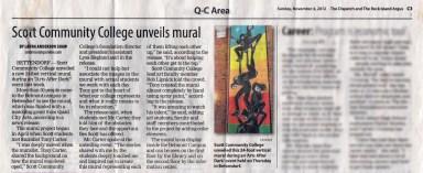 SCC Mural Press