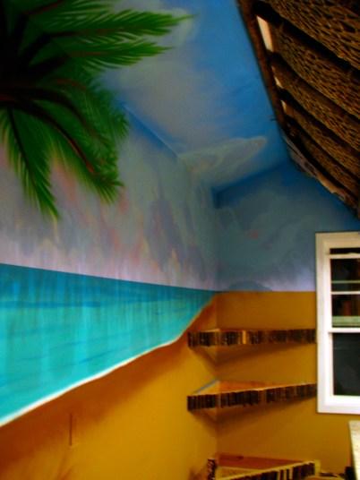 Beach Mural - 09