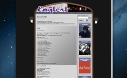 Englert Website - Artist Bio