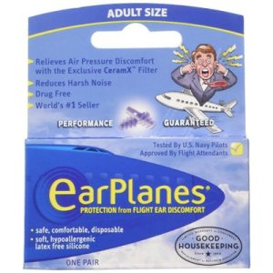Adult Ear Planes