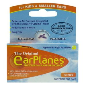Child Ear Planes