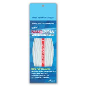 NanoClean Hearing Instrument Cleaners