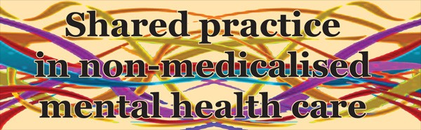 Shared Practice in non-medicalised mental health care logo