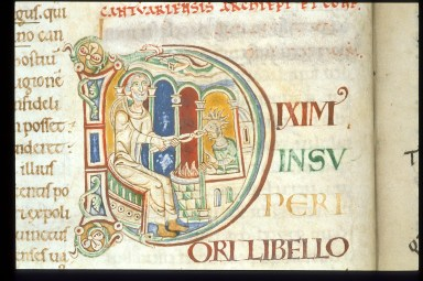 British Library, MS Harley 315, f. 15v