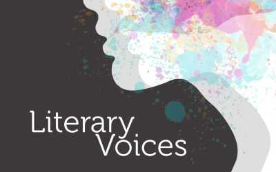 """New podcast: """"Writers' Inner Voices, Literary Voices and the Edinburgh International Book Festival"""""""