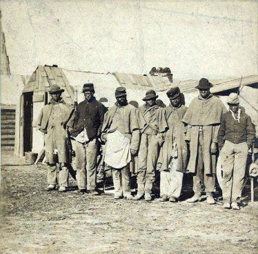 Army teamsters