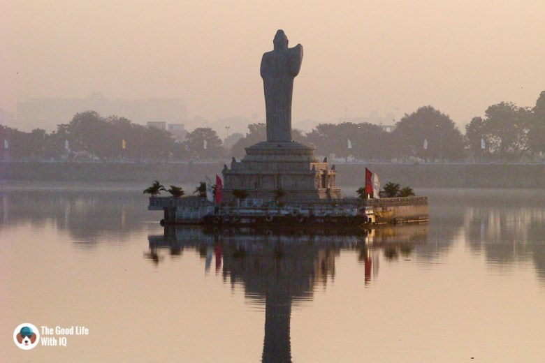 Hyderabad - Hussain Sagar lake