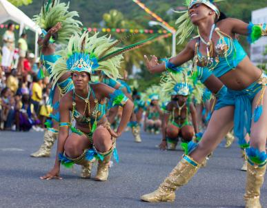 Emancipation Program. Image Source : BVI Tourism