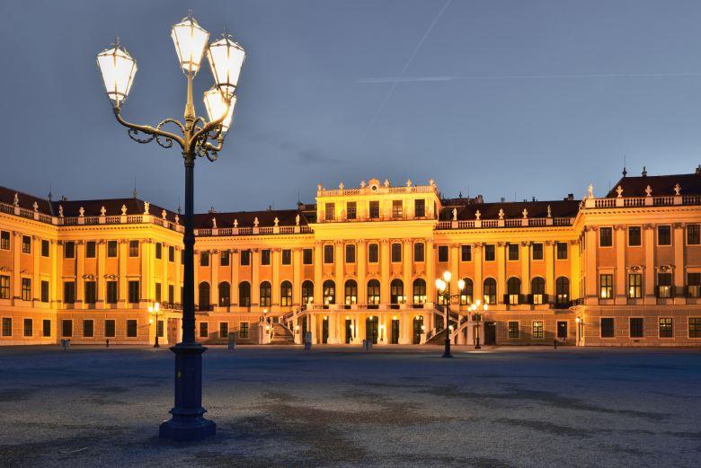 The iconic Schönbrunn Palace, one of Vienna's absolute must sees
