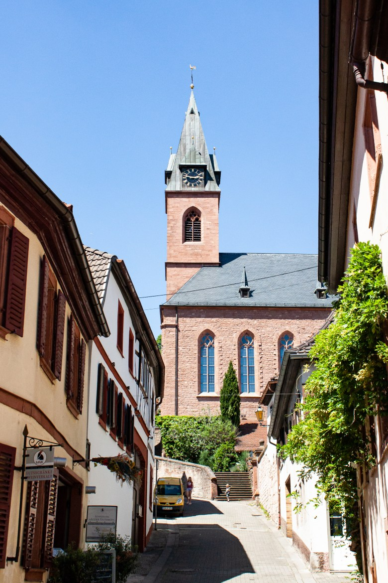 Sankt Martin Church, Palatinate