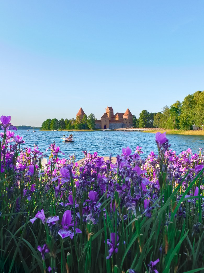 Trakai Island Castle is located in Trakai on an island in Lake Galvė