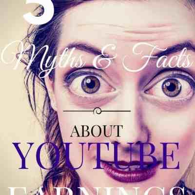 youtube earnings myths