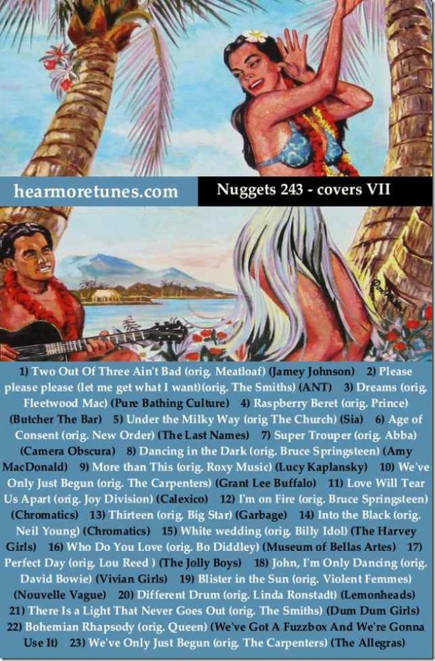 Nuggets 243 - covers VII