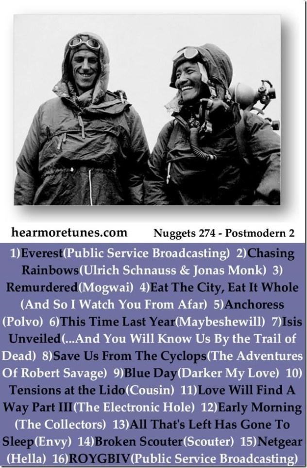 Nuggets 274 - Postmodern 2