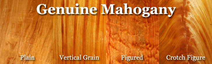 genuine mahogany lumber hearne