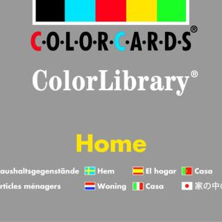 Colorcards - ColorLibrary - Home Revised Edition