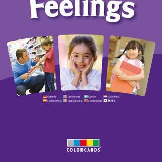 Colorcards - Feelings