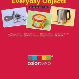 Colorcards - Everyday Objects