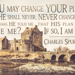 1. I am safe - C.H. Spurgeon Picture Quote