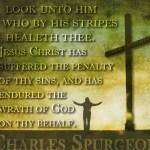 53. Look Unto Him - Charles Spurgeon Photo Quote