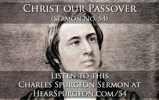 christ our passover spurgeon