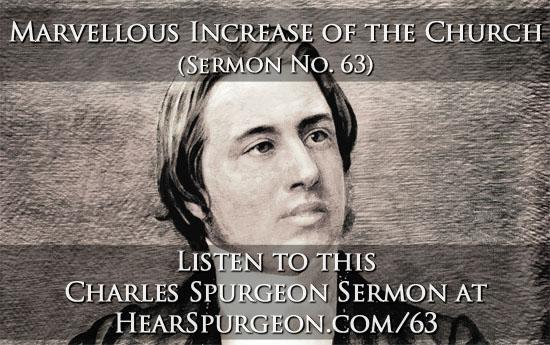 63. young spurgeon marvelous increase church audio sermon post pic