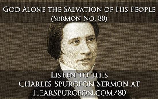 80 post God alone salvation people young spurgeon sermon audio pslam