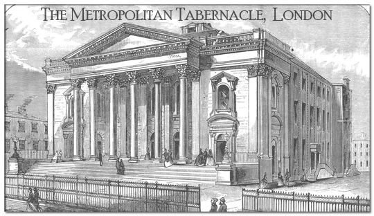 The Metropolitan Tabernacle, pic for, sermons audio, page, spurgeon,